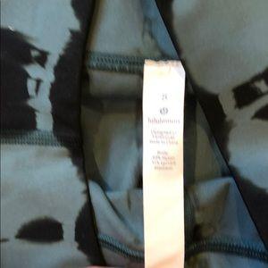 lululemon athletica Pants - New lululemon tie dye leggings